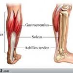 ساق پا و علل درد ساق پا