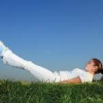 ورزشی بسیار موثر جهت درمان درد زانو
