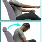 درمان کشیدگی و رگ به رگ شدن عضلات گردن