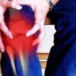 درمان سوزش مفصل زانو