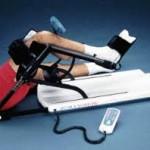 تمرینات دامنه حرکتی و دستگاه CPM